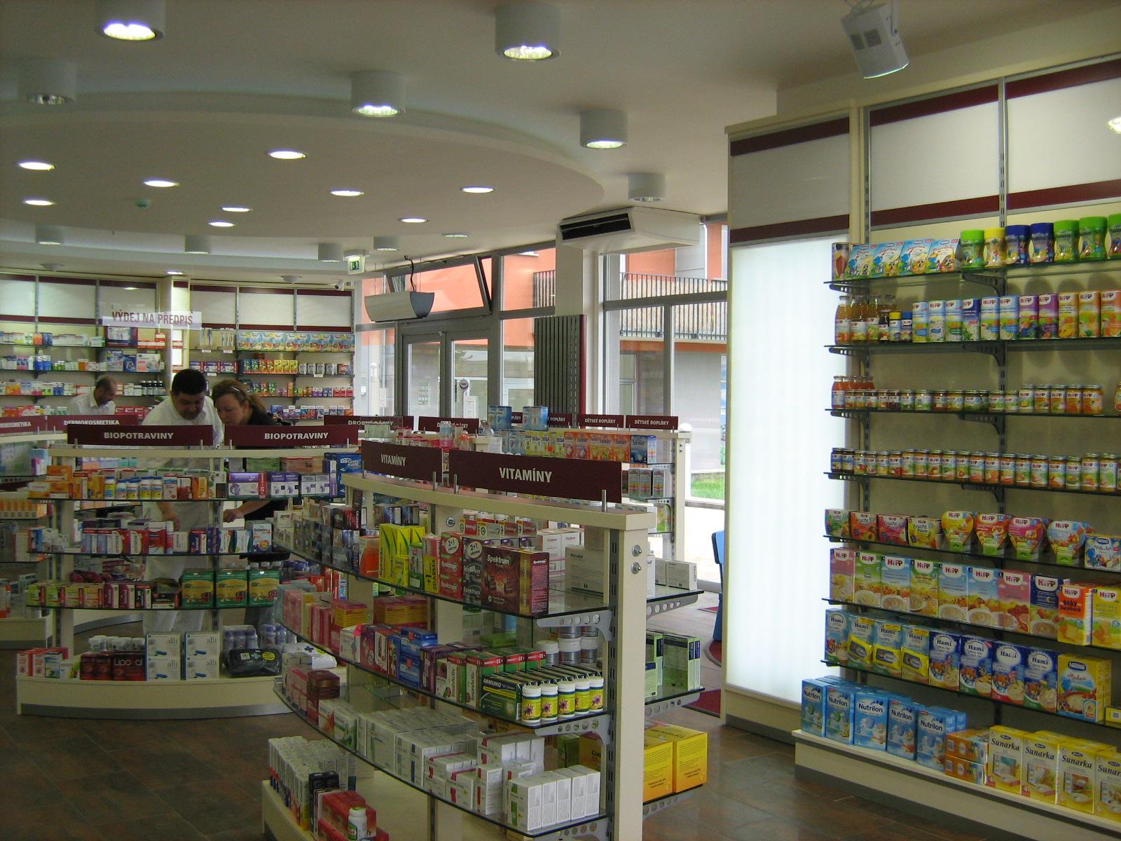 Lékárna v Jesenice City