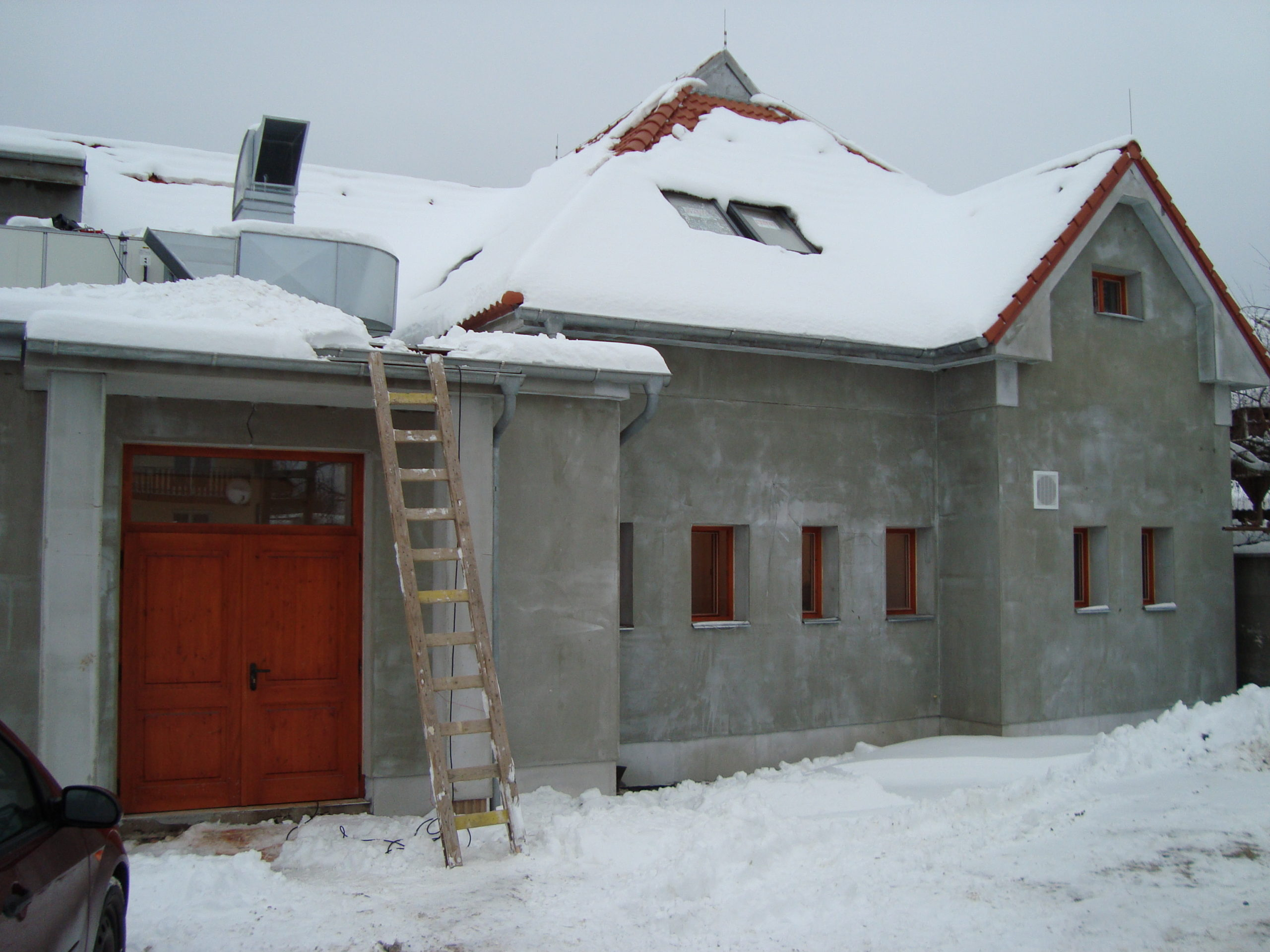 Rekonstrukce MŠ Libeň