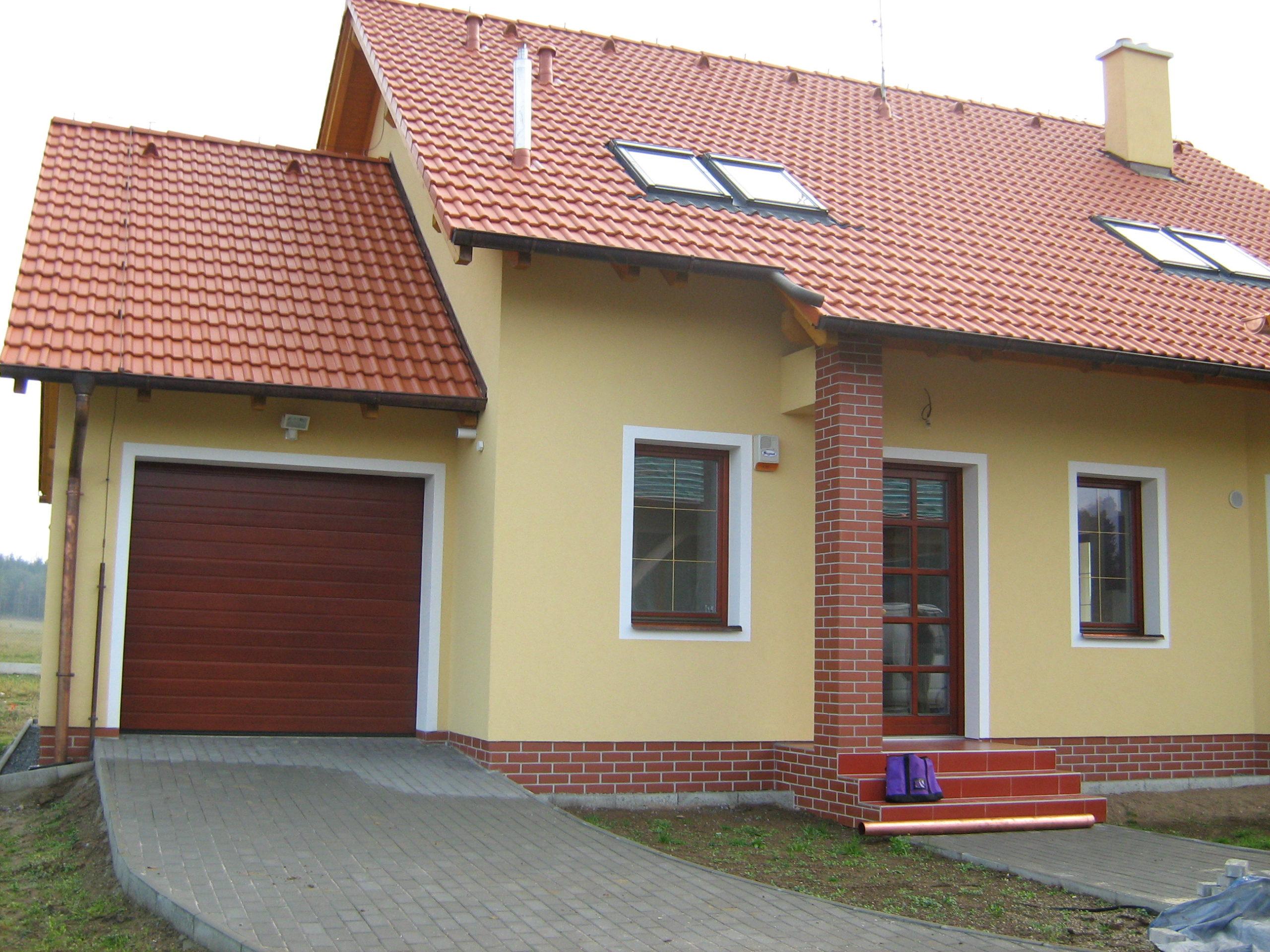 Výstavba RD na Radlíku okr. Praha – západ